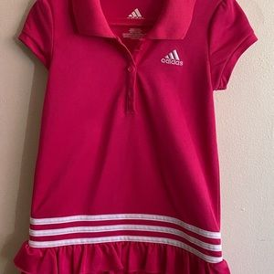 Girls Adidas dress